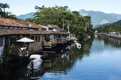 Paraty, Rio de Janeiro state, Brazil Stock Photography