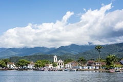 Paraty, Rio de Janeiro state, Brazil Royalty Free Stock Image