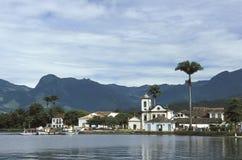 Paraty, Staat van Rio de Janeiro, Brazilië royalty-vrije stock foto