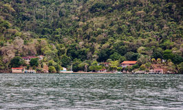 Paraty Tranquil Beach Royalty Free Stock Images