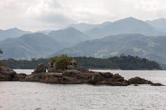 Paraty zatoka Rio De Janeiro Brazylia Zdjęcia Royalty Free