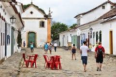 Paratystad, Brazilië stock afbeeldingen