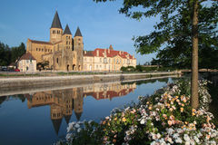 Paray-le-Monial Royalty Free Stock Images