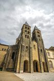 Paray le Monial church Stock Photos