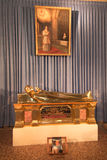 Paray Le Monial, France - September 13, 2016: Shrine of St.. C. Paray Le Monial, France - September 13, 2016: Shrine of St. Claude de la Colombiere in Paray-le royalty free stock photos