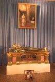 Paray Le Monial, Francia - 13 de septiembre de 2016: Capilla del St C Fotos de archivo libres de regalías