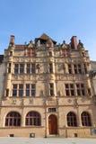 Paray-le-Monial : hotel de ville Stock Images