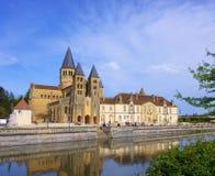 Paray-le-Monial Sacre-Coeur Стоковые Фото