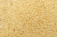 Parboiled rice texture Stock Images