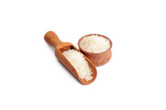 Parboiled rice Royalty Free Stock Photos