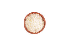Parboiled white rice Stock Images
