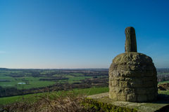 Parbold beacon Royalty Free Stock Images