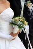 parbröllop Arkivfoton