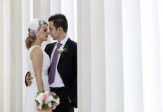 parbröllop Royaltyfri Fotografi