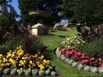 Parc à Bath Image libre de droits