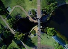 Parc à Perth Photographie stock