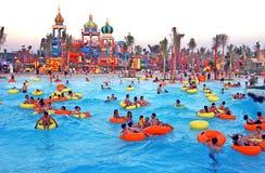 Parc aquatique Photo stock