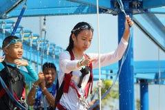 Parc aquatique Photos libres de droits