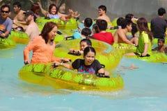 Parc aquatique Image libre de droits