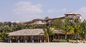 Parc aquatique sauvage de Wadi Photographie stock libre de droits