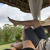 Parc Bali de jardin Images stock