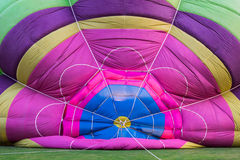 Parc Chiang Rai Balloon Fiesta 2016 de Singha Image stock