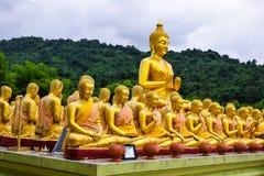 Parc commémoratif bouddhiste de Makha Bucha photo libre de droits