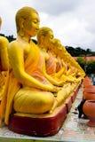 Parc commémoratif bouddhiste de Makha Bucha photographie stock