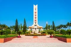 Parc commémoratif de monument de guerre, Danang photos stock