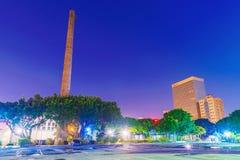 Parc créatif de Huashan 1914 la nuit Photo stock