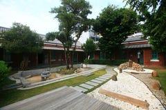 Parc créatif de Tainan Images libres de droits