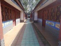 Parc culturel de Hanmo photographie stock libre de droits