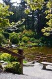 Parc d'état d'acres de rivage, Charleston Oregon photo stock