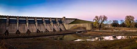 Parc d'état de Fall River le Kansas Photographie stock libre de droits
