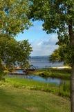 Parc d'état de Grandes Plaines Photo stock