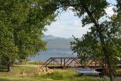 Parc d'état de Grandes Plaines Photographie stock libre de droits