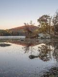 Parc d'état de Harriman, l'état de New-York Photos stock