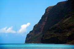 Parc d'état de Polihale, Hawaï photos stock