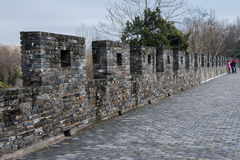 Parc d'aquarelle de la Chine Rugao Images libres de droits