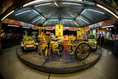 Parc d'attractions à Belgrade Photographie stock libre de droits
