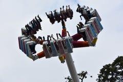Parc d'attractions de chênes à Portland, Orégon photo stock