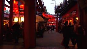 Parc d'attractions de Tivoli, Copenhague, Danemark, l'Europe clips vidéos