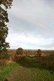 Parc d'automne Photographie stock libre de droits