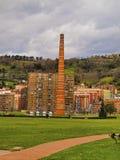 Parc d'Etxebarria à Bilbao Photographie stock libre de droits