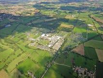 Parc d'expositions des trois comtés, Worcestershire photographie stock libre de droits