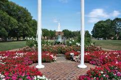 Parc d'héritage des Etats-Unis premier d'état de Douvres Delaware image libre de droits