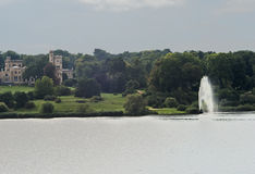 Parc de Babelsberg, Potsdam, Berlin Photographie stock libre de droits