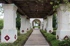 Parc de Balboa, San Diego Image libre de droits