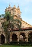 Parc de Balboa, San Diego Photos libres de droits