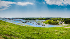 Parc de bord de la mer de Hitachi Photographie stock libre de droits
